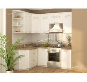 Тиффани-19 Кухонный гарнитур угловой 15 (ширина 150х200 см)