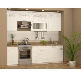 Тиффани-19 Кухонный гарнитур 10 (ширина 240 см)