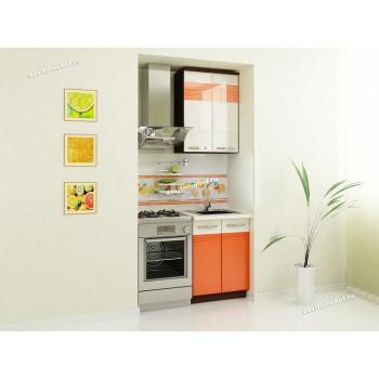 Оранж 9 Кухонный гарнитур 2 (ширина 120 см)