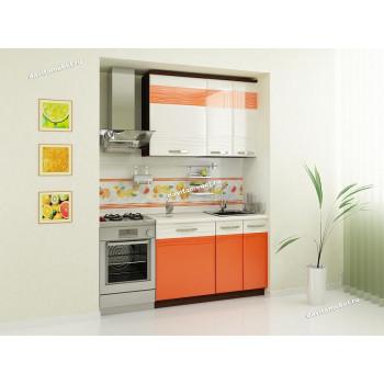 Оранж 9 Кухонный гарнитур 5 (ширина 160 см)