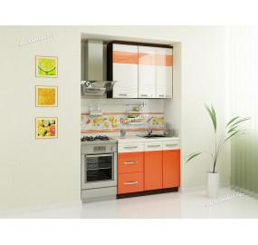 Оранж 9 Кухонный гарнитур 4 (ширина 150 см)