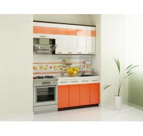 Оранж 9 Кухонный гарнитур 6 (ширина 180 см)