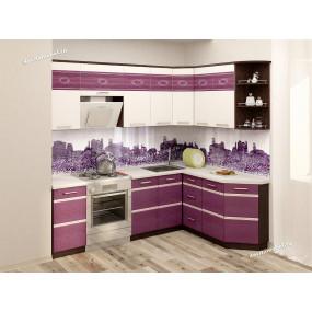 Палермо 8 Кухонный гарнитур угловой 16 (ширина 240х160 см)