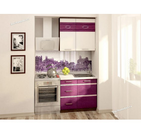Палермо 8 Кухонный гарнитур 3 (ширина 140 см)