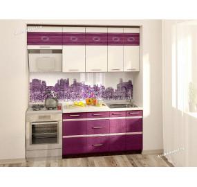 Палермо 8 Кухонный гарнитур 7 (ширина 200 см)