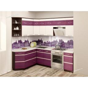 Палермо 8 Кухонный гарнитур угловой 17 (ширина 160х240 см)