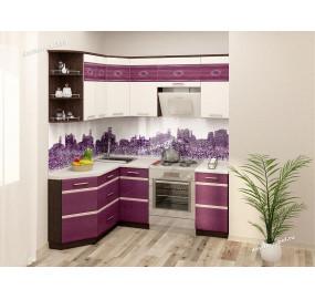 Палермо 8 Кухонный гарнитур угловой 15 (ширина 150х200 см)