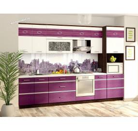 Палермо 8 Кухонный гарнитур 20 (ширина 300 см)