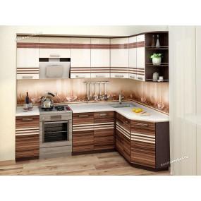 Рио 16 Кухонный гарнитур угловой 16 (ширина 240х160 см)