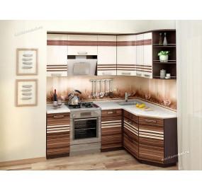 Рио 16 Кухонный гарнитур угловой 14 (ширина 200х150 см)