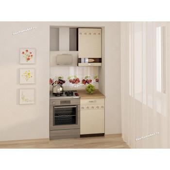 Аврора 10 Кухонный гарнитур 1 (ширина 100 см)
