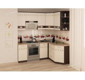 Аврора 10 Кухонный гарнитур угловой 14 (ширина 200х150 см)