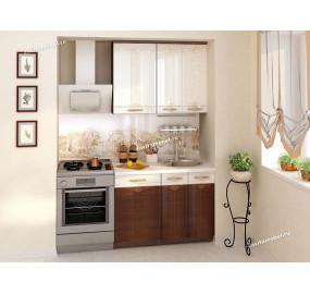 Кухонный гарнитур Каролина 5 (ширина 160 см)