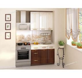 Каролина 11 Кухонный гарнитур 4 (ширина 150 см)