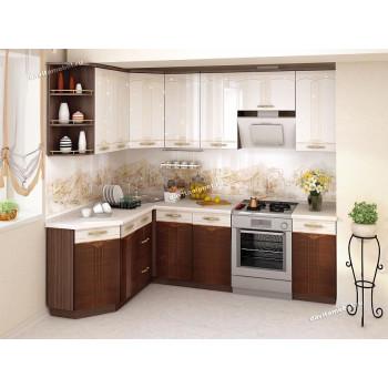 Каролина 11 Кухонный гарнитур угловой 17 (ширина 160х240 см)