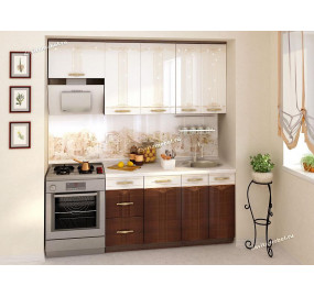 Каролина 11 Кухонный гарнитур 7 (ширина 200 см)