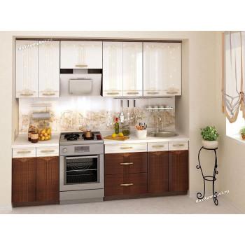 Каролина 11 Кухонный гарнитур 9 (ширина 240 см)