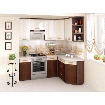 Каролина 11 Кухонный гарнитур угловой 14 (ширина 200х150 см)
