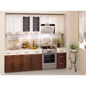 Каролина 11 Кухонный гарнитур 12 (ширина 240 см)