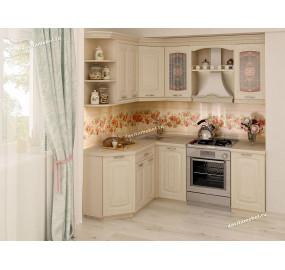 Глория_3 Кухонный гарнитур угловой 15 (ширина 150х200 см)