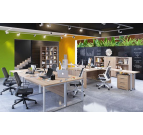 Омега Мебель в офис (вариант 2)