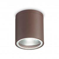 Уличный светильник Ideal Lux Gun PL1 Coffee
