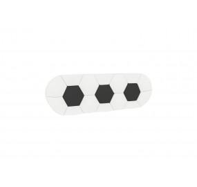 ЛД 518.150 Футбол Спинка мягкая