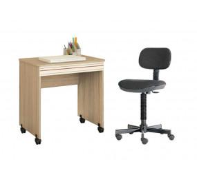 Стол Бриз 54.16 + кресло Logica