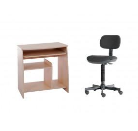Стол Кроха + кресло Logica
