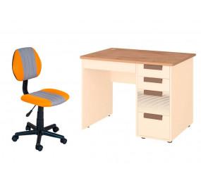 Стол Фристайл 56.14 + кресло LST4