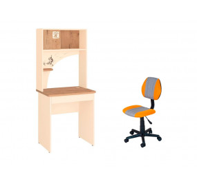 Стол Фристайл 56.26 + кресло LST3