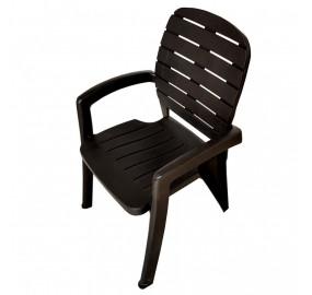 Кресло Прованс цвет шоколад