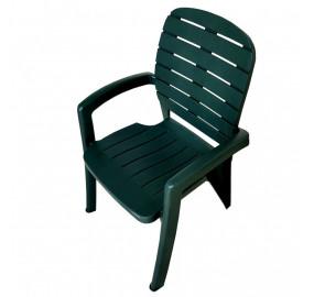 Кресло Прованс цвет темно-зеленый