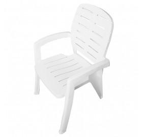 Кресло Прованс цвет белый