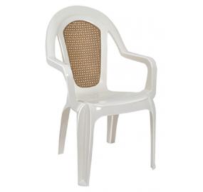 Кресло Стар дуэт цвет белый