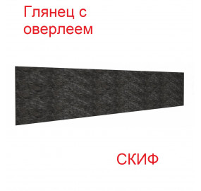 Стеновые панели для кухни СКИФ глянец с оверлеем