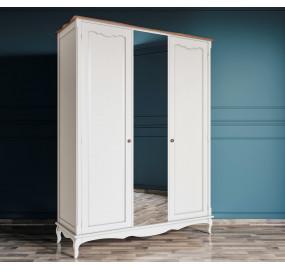 Шкаф Leontina двухстворчатый с зеркалом