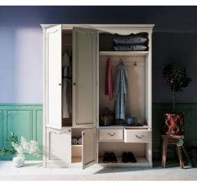 Шкаф-прихожая Leontina с дверками