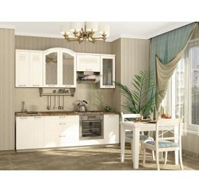 Тиффани-19 Кухонный гарнитур 19 (ширина 240 см)