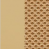 Бежевая иск. кожа/бронзовая ткань сетка