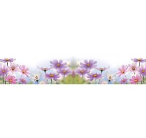 Пристеночная панель MSK Полевые цветы