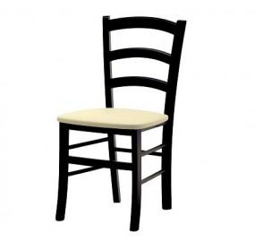 Венеция Стул с мягким сиденьем (венге)