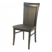 Верона Стул с мягким сиденьем и спинкой (венге)