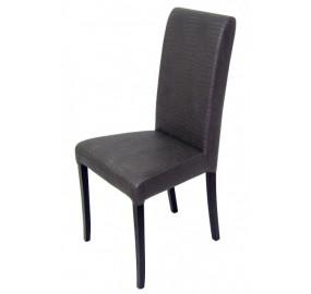Неаполь Стул с мягким сиденьем и спинкой (венге)