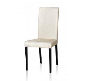 Стул с мягким сиденьем и спинкой Неаполь (венге)