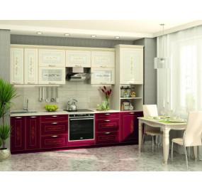 Виктория 20 Кухонный гарнитур 20 (ширина 300 см)