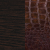 Венге / Кожа caiman темный