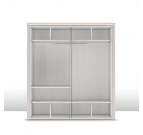 СП.0111.404 Прато Шкаф 4-х дверный (корпус)