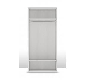 СП.0110.402 Капри Шкаф 2-х дверный (корпус)