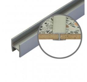 Планка соединительная для пристеночной панели